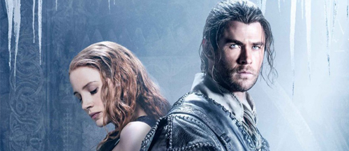 The Huntsman Winter's War Trailer and Posters