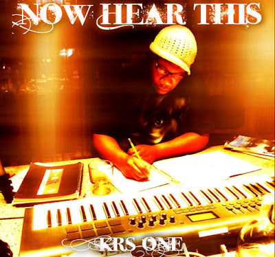 KRS-One - Sound Man + Drugs Won (Singles) [2015]
