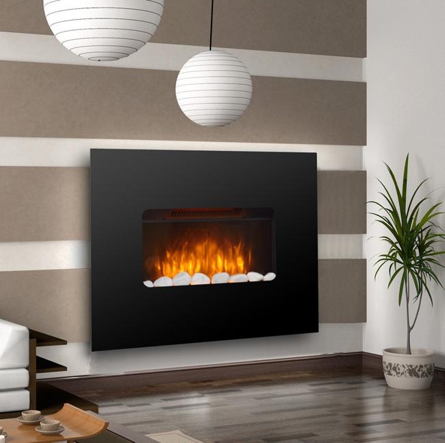 Amatysta chimeneas como elementos arquitect nicos decorativos - Chimeneas de biocombustible ...