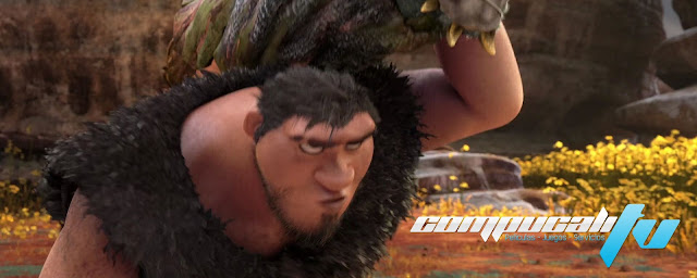 Los Croods 1080p HD Latino Dual