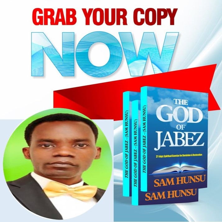 THE GOD OF JABEZ
