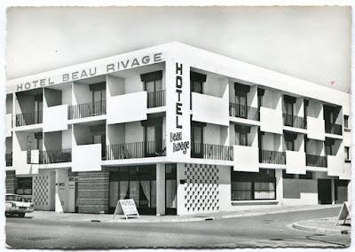 Hôtel beau rivage...