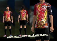 Download Kits Batik Manchester United by Ginda01