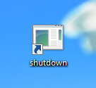 Shutdown Shortcut