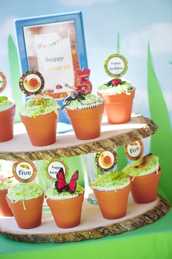 A Bug Inspired Joint Birthday Party!