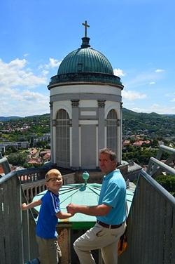 Dunakanyar - Esztergom, Visegrád, Szentendre, 2016. július