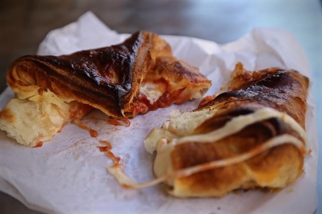 cipollina pastry, catania