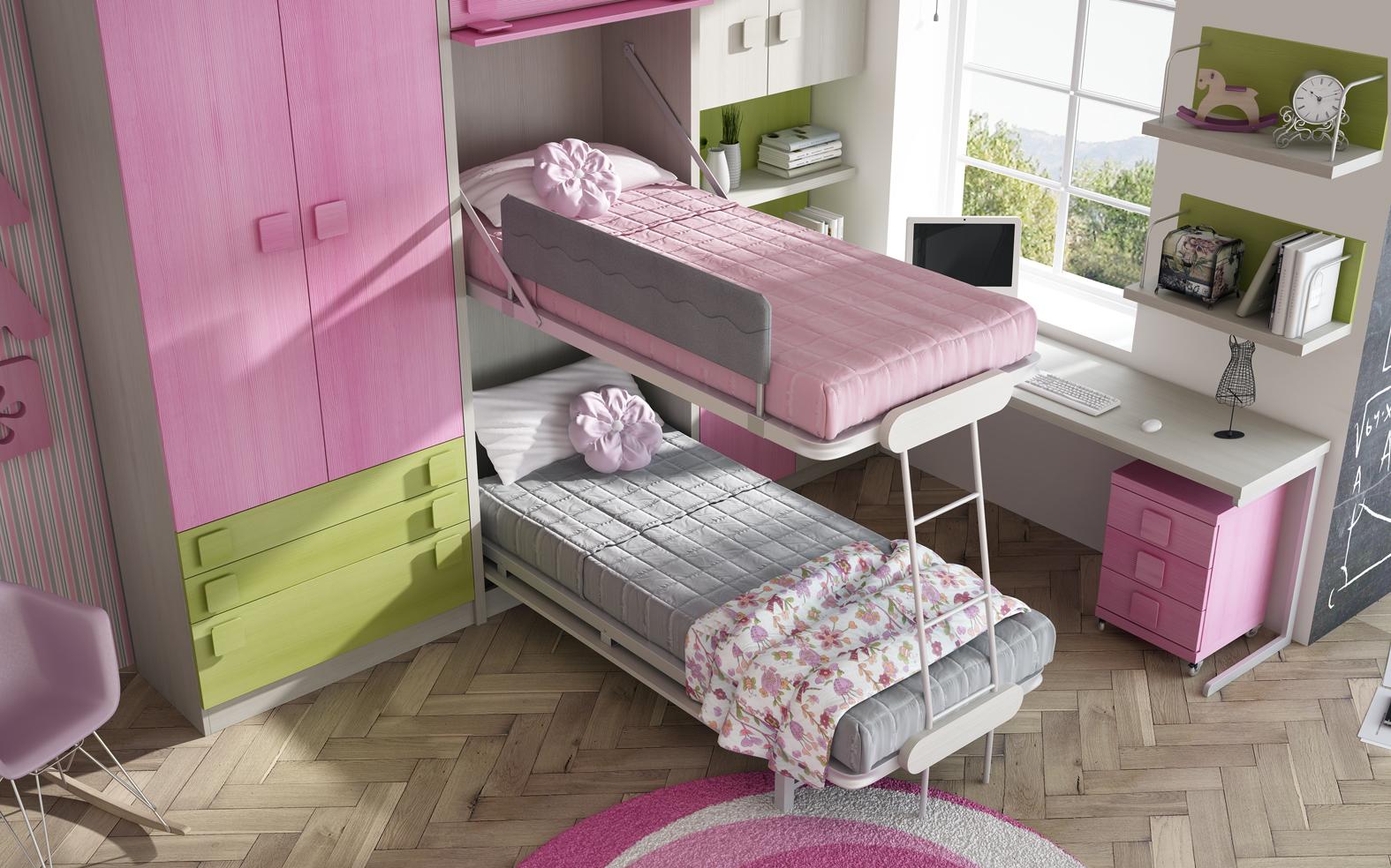 Muebles Cama Abatibles Baratos Camas Abatibles Verticales Camas  # Bubba Muebles Infantiles