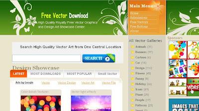 sitios web encontrar vectores gratuitos