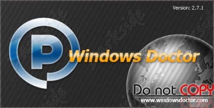Windows Doctor v2.7.1.0 - Proteger, mantener y optimizar su computadora