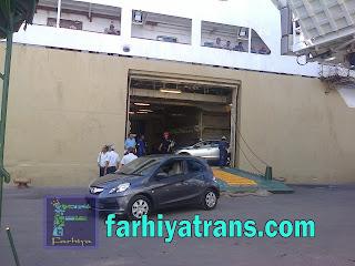 pengiriman kendaraan