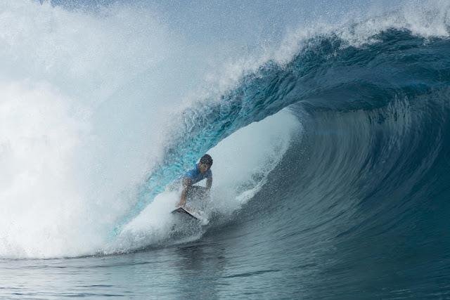0 Gabriel Medina Billabong Pro Tahiti Foto WSL Stephen Robertson