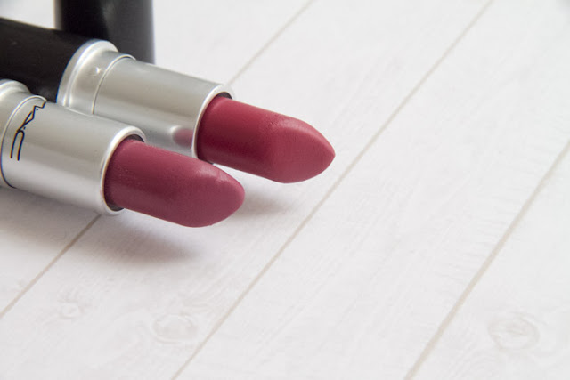 MAC liptstick Craving y Plumful