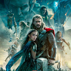 Poster Thor: The Dark World 2013