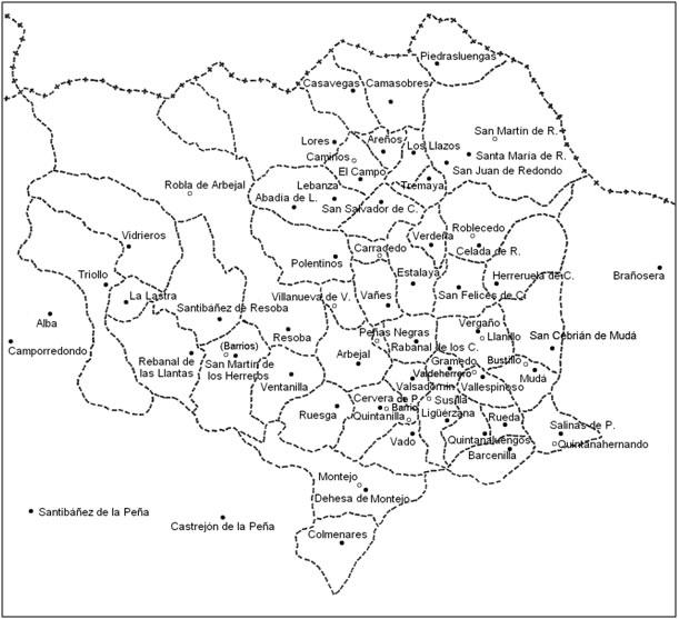 ASTURIAS DE SANTIYANA Toponimia nasturianu de La Perna