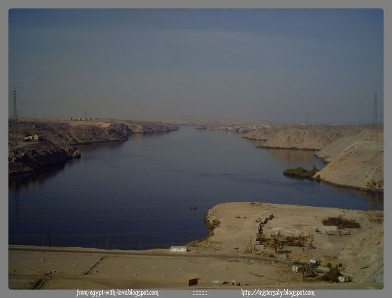 Aswan Egypt  City pictures : From Egypt With Love: High Dam Aswan – Upper Egypt