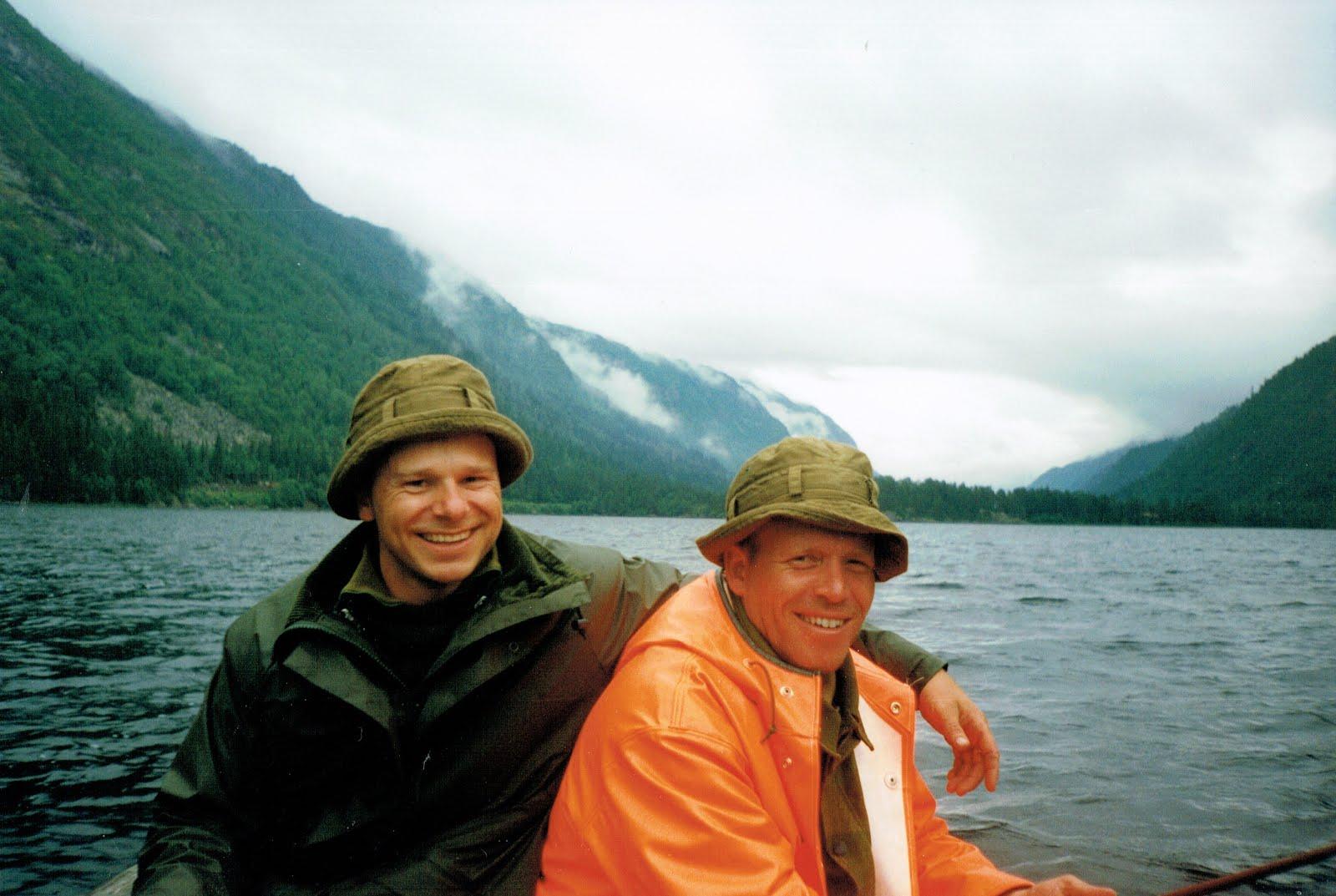 Fiskekamerater