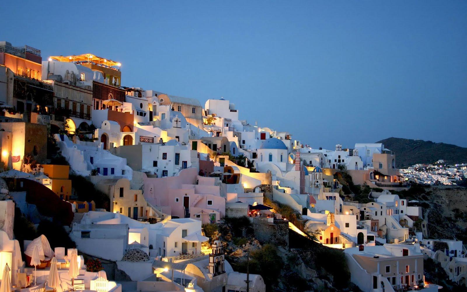 foto de paisajes griegos: