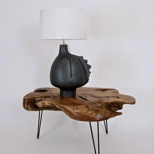 Dalo ceramic lamp