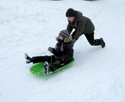 зимние забавы, winter time