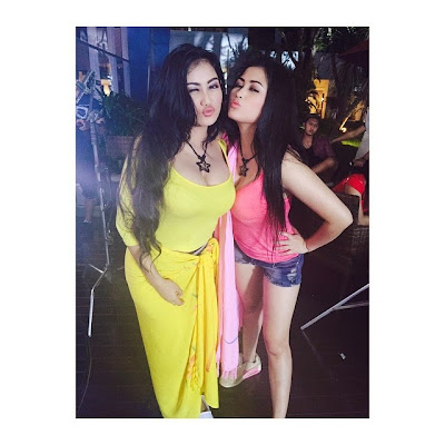 Image Result For Pamela Safitri Duo Serigala Seksi Yellow Terbaru