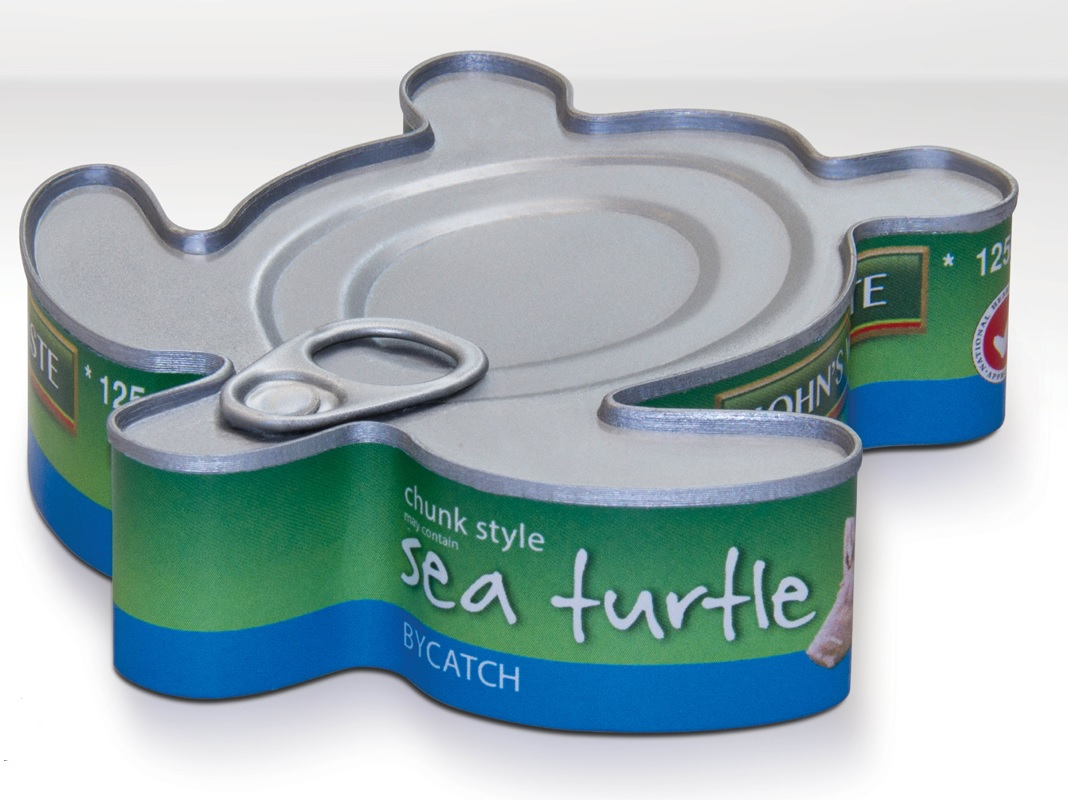 Viralmente greenpeace what john west tuna cans should for What does a tuna fish look like