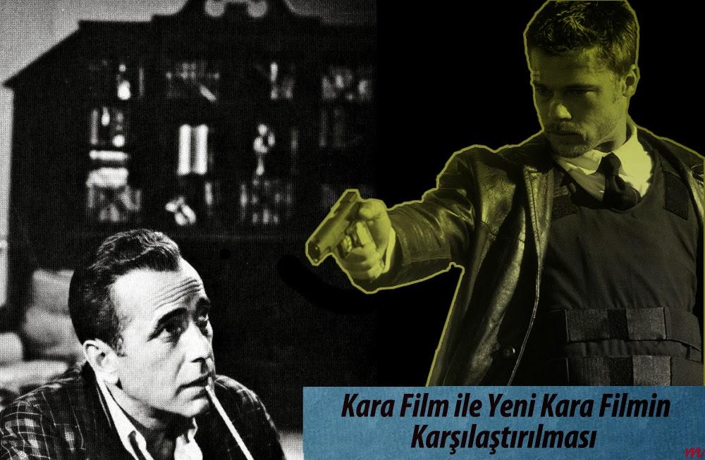 Film Noir Neo Noir Karşılaştırma