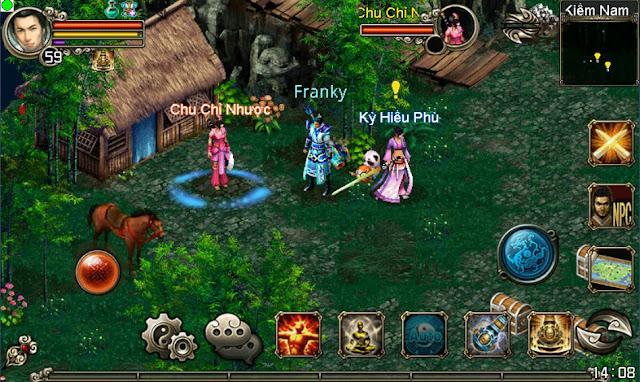 Game Thiên Địa Quyết Mobile, thien dia quyet mobile