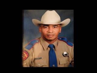 Texas State Trooper Erik Burse