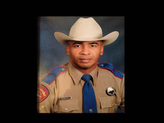 Texas State Trooper Erik Burse