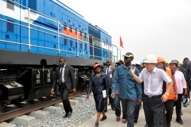 first phase of Lagos light rail project to be completed in June