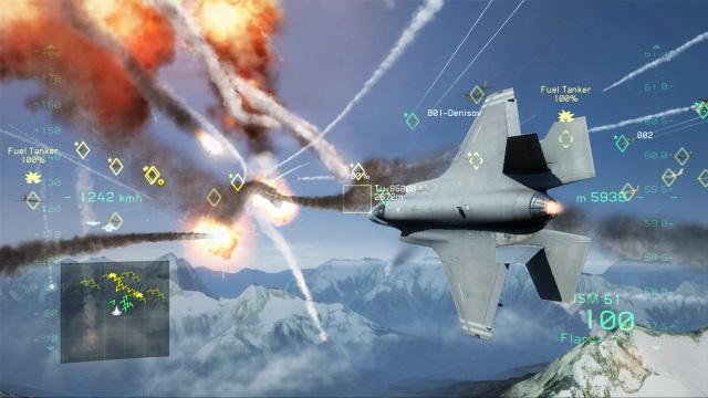 Tom Clancy's H.A.W.X 2 PC Game