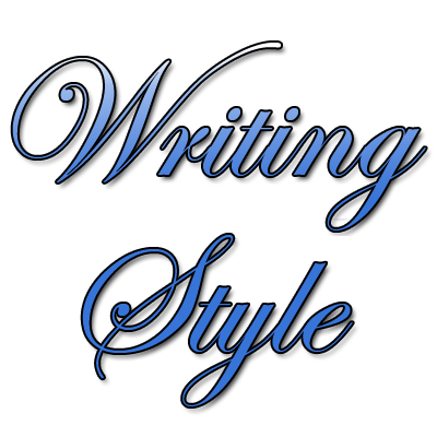 different styles in writing