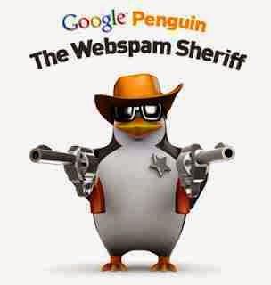 Apakah Google Penguin Ditakuti atau Diharapkan ?