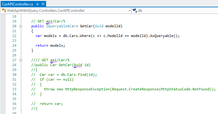 how to call post method in web api c