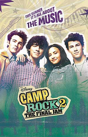 Camp Rock 2: The Final Jam 2010 Dual Audio Hindi WEB DL 720p