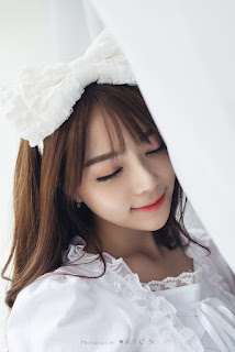4 Ji Yeon - very cute asian girl-girlcute4u.blogspot.com