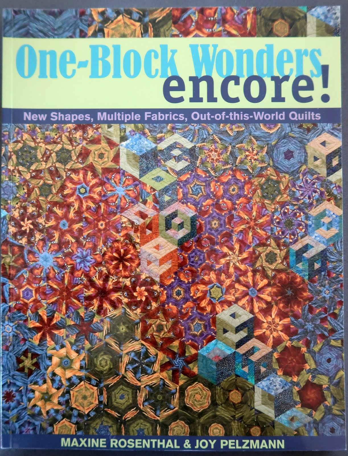 Only $17.99! One Block Wonders Encore (click!)