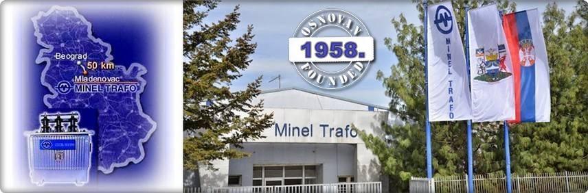 Minel Trafo d.o.o. Mladenovac