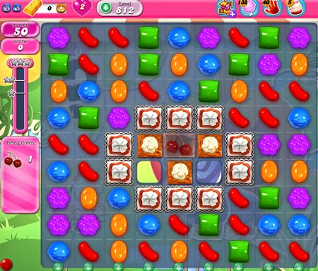 Candy Crush Saga 812