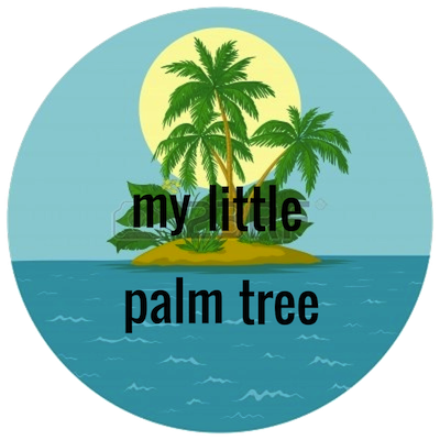 my little palm tree