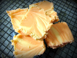 IMG 5695 edit CIY: Orange Creamsicle Fudge