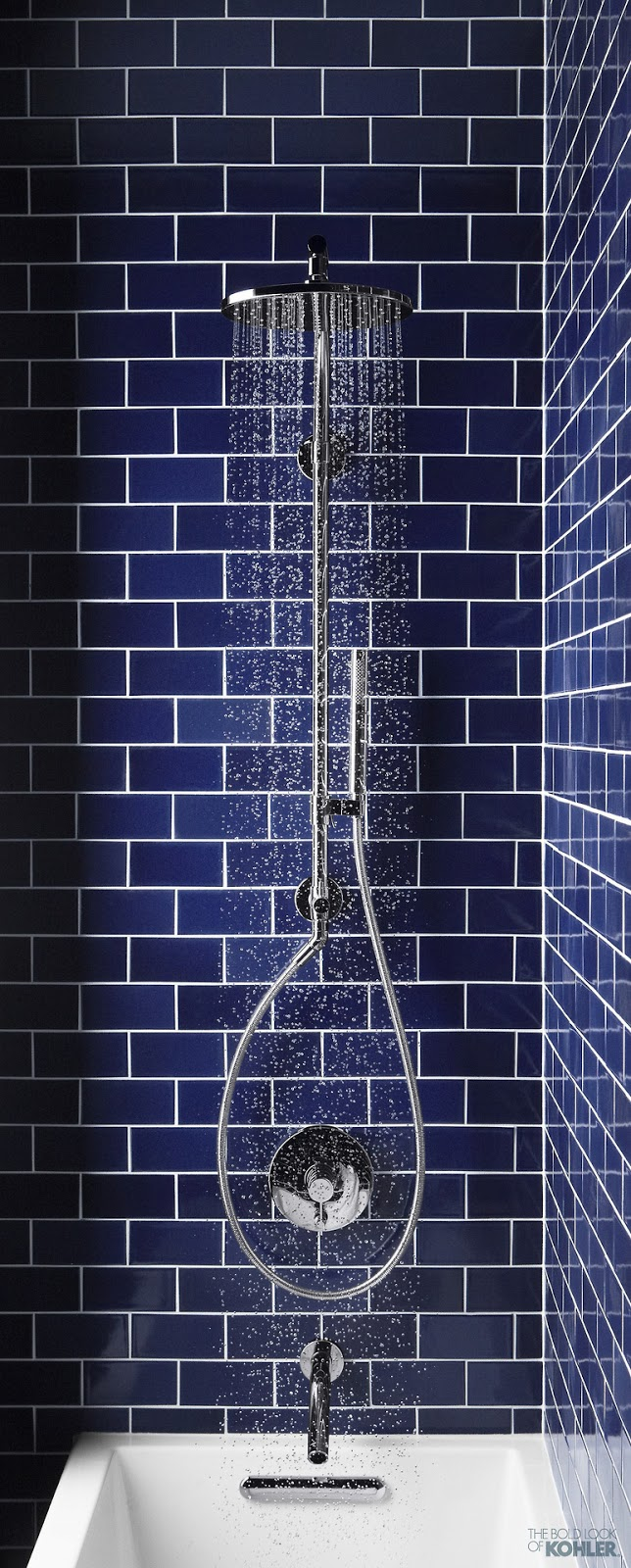 kohler shower at mira showers