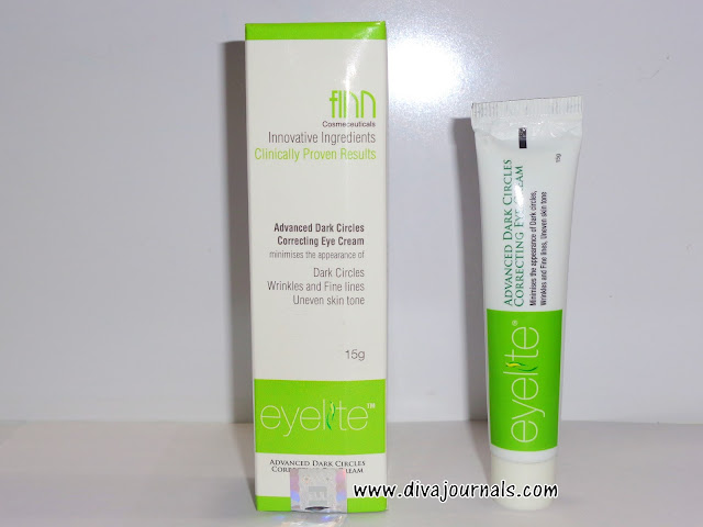 Eyelite Advanced Dark Circles Correcting Eye Cream Review