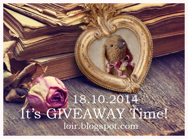 It's GIVEAWAY Time! ♥ Конфетка!