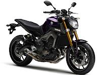 2014 Yamaha MT-09 Gambar Motor - 2