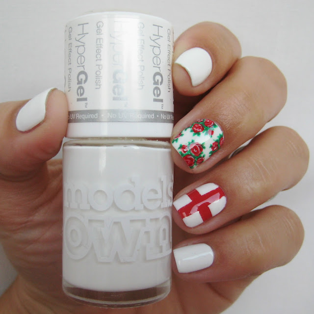 England Rugby Nailart
