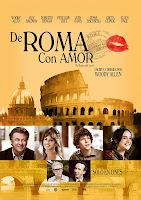 A Roma con amor (2012) online y gratis