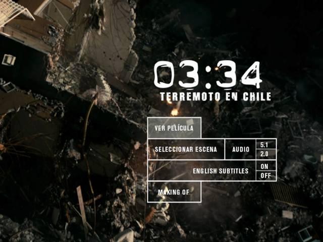Capturas 03:34 Terremoto En Chile DVDR Latino Compucalitv