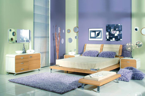 Idea interior design color scheme types idea interior for Interior design bedroom color schemes